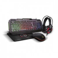 Gaming Set 4 in1 Zeroground KB-1900GUHMS SUMIKO