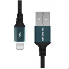 Charging Cable WK i6 Black 1m WDC-073 Auto Cut-Off